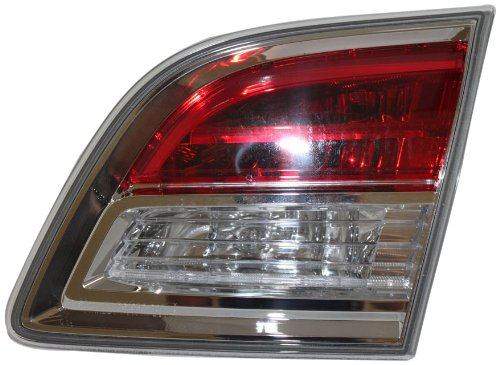 9 One Light (Genuine Mazda Parts TD11-51-3F0G Mazda CX-9 Passenger Side Replacement Tail Light Assembly)