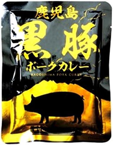 響 鹿児島黒豚ポークカレー 160g×3袋
