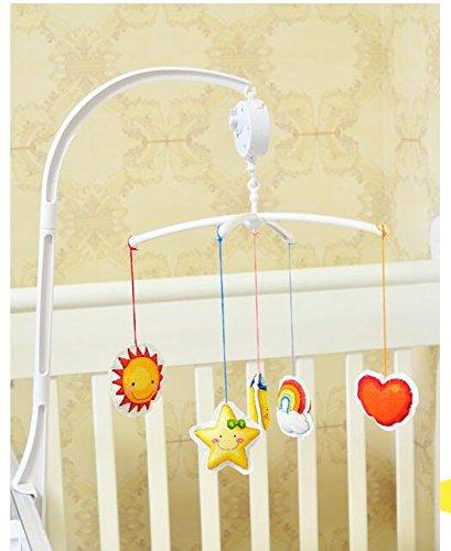 Amazon Com Diy 11ct Cotton Cross Stitch Baby Bed Bell Wind