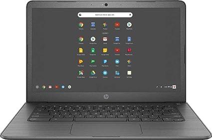 1fc5d7854415 Amazon.com: HP Chromebook Laptop Computer 2019 14 inch HD Screen ...