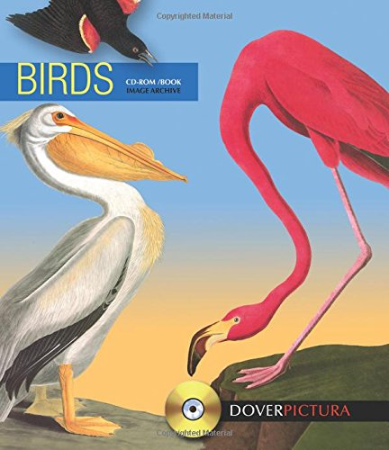 - Birds (Dover Pictura Electronic Clip Art)