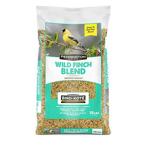 (Pennington Pride Finch Blend Wild Bird Seed)