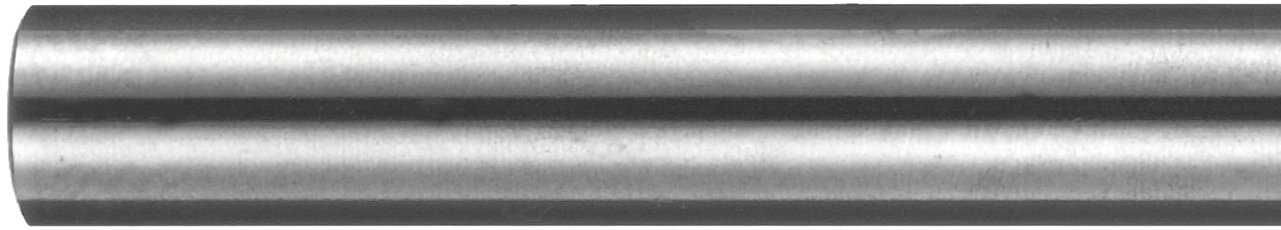 Dormer A978 Cobalt Steel Extra Long Length Drill Bit Finish Parabolic Flute 130 Degree Point Angle 1//4 Bright Uncoated PFX Style Round Shank