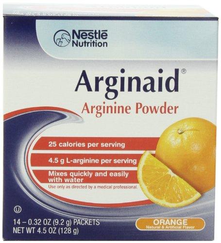 Resource® Arginaid® Orange, 9.2g (Pack of 56)