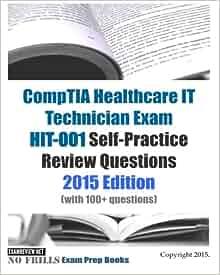 Comptia healthcare it technician book