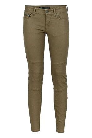 Drykorn Taille 2734 Skinny OK Femme Jean Brun Jeans Couleur Rzpf06R
