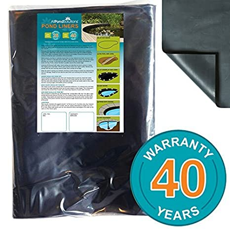 All Pond Solutions Sacs PVC 1mm 2x2m LINER-PVC-2X2M