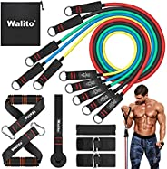 Walito Resistance Bands Set - Exercise Bands with Handles, Elastic Bands for Exercise, Resistant Training Band