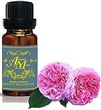 Rose Absolute Dilute 10% Essential Oil (Bulgaria) (Rosa damascena) (Floral Scent) 100 ml (3 1/3 Fl Oz) Premium Grade-Beauty