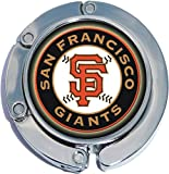 SF Giants Foldable Purse Hanger and Pouch