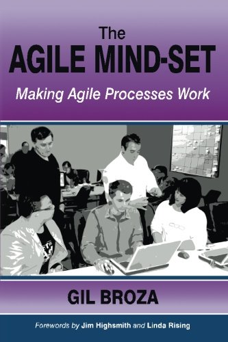 Agile Mind Set Making Processes Work product image