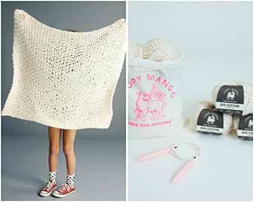 7b606c1c40c Shopping Loopy Mango - Knitting Kits - Knitting   Crochet - Arts ...