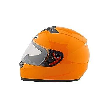 F/ür Damen Herren Erwachsene Wangenpolster Komplettwaschbar Motorrad-Helm Roller-Helm Helmet leap-G Motorradhelm Integralhelm Fullface Helm