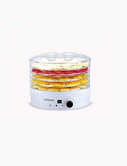 ZHWAN Máquina de Frutos Secos, de Gran Capacidad, Temperatura Ajustable, Se Puede Utilizar