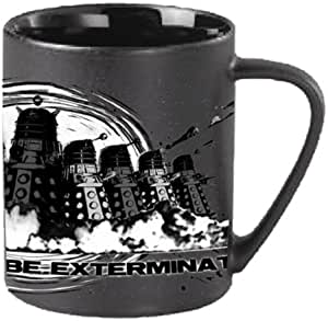 """Underground Toys Doctor Who Dalek Mug (""""You Will All Be Exterminated"""")"""