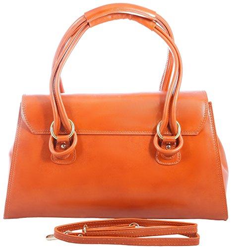 à in cuir 37x24x17cm Cuir main CTM classique sac made véritable Italy Femme 100 4qBY5v