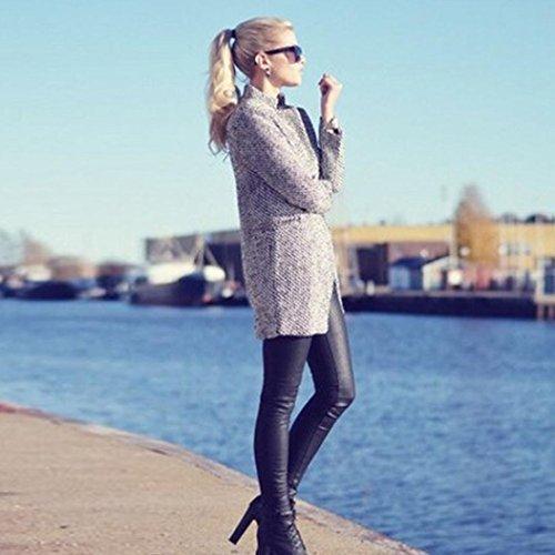 Teresamoon Clearance Sale ! Winter Jacket, Women Slim Warm Long Coat Overcoat Outwear