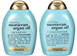Moroccan Oil Smoothing Shampoo OGX Renewing Argan Oil of Morocco Shampoo & Conditioner (13 fl. Oz.)