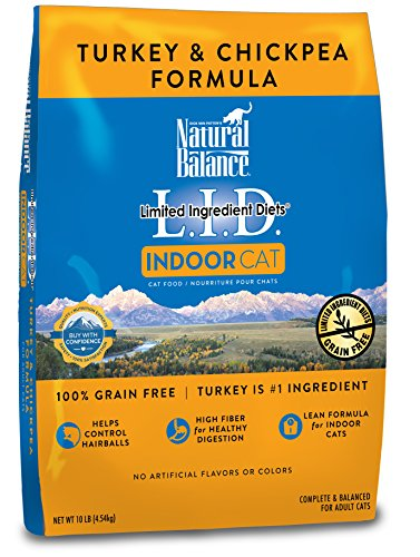 Natural Balance Limited Ingredient Diets Dry Cat Food For In