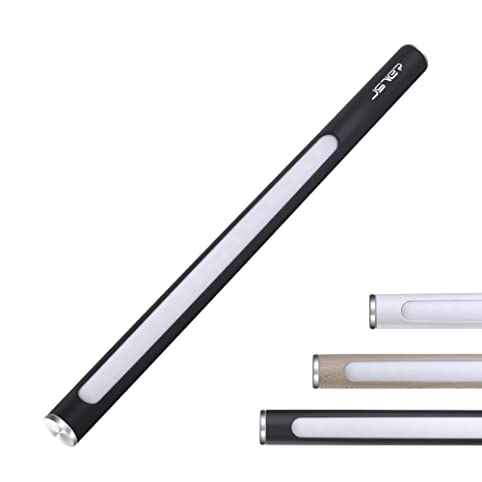 JSVER Portable Closet Light Stick On Anywhere Built In 1000mAh Battery For  Cabinet Stair