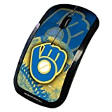 MLB Milwaukee Brewers Wireless Mouse