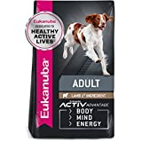 Eukanuba Adult Lamb 1st Ingredient Dry Dog Food, 3...