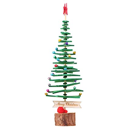 nadition christmas ornament2018 new non woven diy merry christmas tree bedroom desk decor - Diy Christmas Decorations For Office Desk