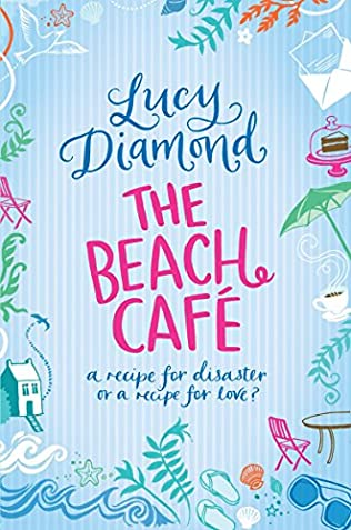 book cover of The Beach Cafe