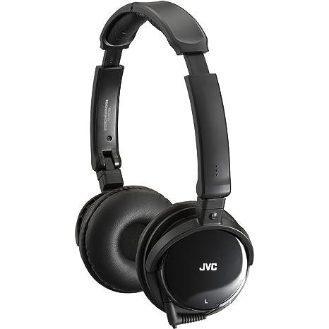 amazon com jvc ha nc120 noise canceling headphones jvc home audio rh amazon com jvc noise cancelling headphones ha-nc250 manual jvc noise cancelling headphones battery replacement