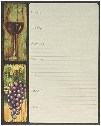 Lang Wine Country Jumbo Weekly Planner by Susan Winget (1083045)