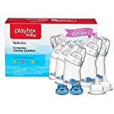 Playtex  Ventaire Natural Shape Complete Feeding Bottle Set, Wide