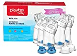 Playtex Baby BPA-Free Ventaire Baby Bottles Newborn Gift Set