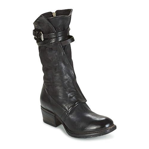 online store c5f13 a4b41 Airstep / A.S.98 Corn Stiefel Damen Schwarz Klassische ...