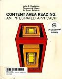Content Area Reading, John E. Readence and Thomas W. Bean, 0840323166