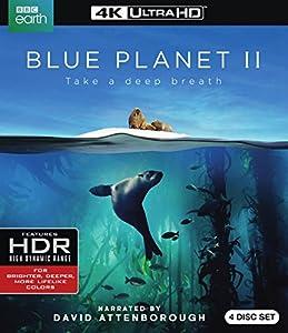 Blue Planet II (4K UltraHD) [Blu-ray] from BBC