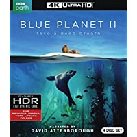Blue Planet II 4K UltraHD on Blu-ray