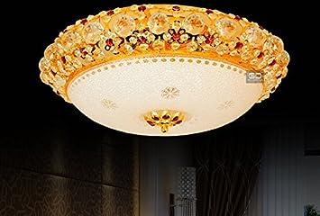 Wohnzimmerlampe Decke Modell : Gbt fort grid lampe europäische kristall decke wohnzimmer