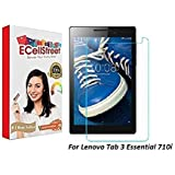 ECellStreet Tempered Glass Toughened Glass Screen Protector For Lenovo Tab3 7 Essential 770i