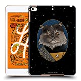 Official Star Trek Worf Cats TNG Hard Back Case Compatible for iPad Mini (2019)