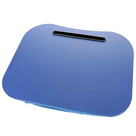 JYCRA - Cojín portátil multifunción para ordenador portátil, con tapa, ideal para lectura de