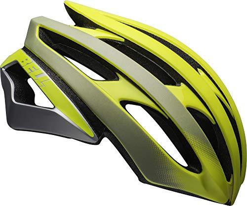 Bell Stratus MIPS Adult Road Bike Helmet (Ghost Matte/Gloss Hi-Viz Reflective (2020), Large (58-62 cm))
