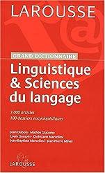 Dictionnaire de Linguistiue Coll Université Np