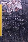 img - for At  Que A Rua Nos Separe book / textbook / text book