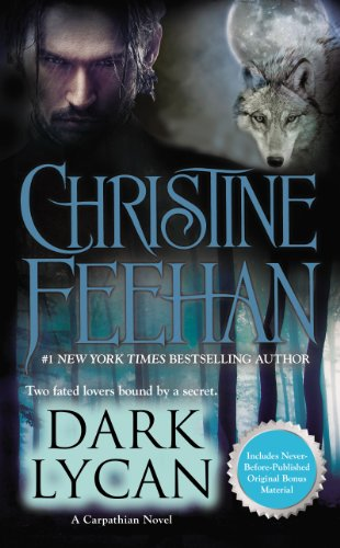 book cover of Dark Lycan
