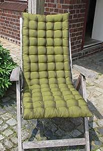 Beliani–Cojín metálico verde 130x 50x 7100% algodón Funda & relleno