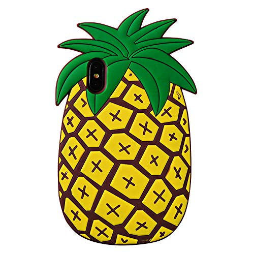 TopSZ Pineapple Case for iPhone XR 6.1