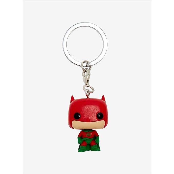 Amazon.com: POP! Funko Pocket Keychain - Batman - Exclusive ...