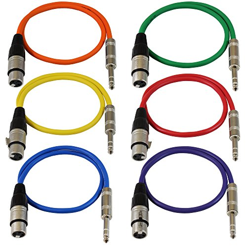 GLS Audio Patch Cable Cords