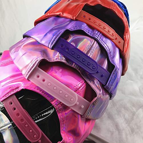 Taille Violet Unique Baseball Casquette De Acvip Femme xa1AAn