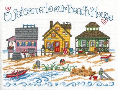 Ursula Michael Stitch Cross (Sweet Retreats Cross Stitch Chart)